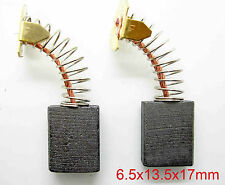 BROSSES CARBONE CLARKES TABLE SCIE CTS10C CTS10D CTS 10C CLARK 6.5X13.5X17mm T5