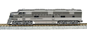 Spur-N-Kato-Diesellok-EMD-E5A-Silver-Speed-176-5401-DCC-NEU