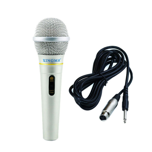 Dynamic Microphone Professional Wired Handheld Karaoke Studio For Sing Party G9A