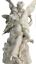 Porcelaine-Capodimonte-Amore-psyche-etreinte-eternelle-Version-Biscuit