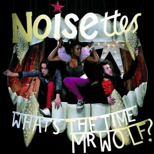 1 von 1 - Noisettes What's the time Mr Wolf? (2006)  [CD]