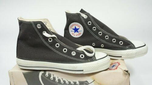 Converse Made In Usa All Star Hi Tops Deadstock Wi