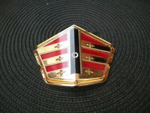 NEW-1955-Dodge-Coronet-Custom-Royal-Sierra-Grille-or-Trunk-Medallion-Emblem