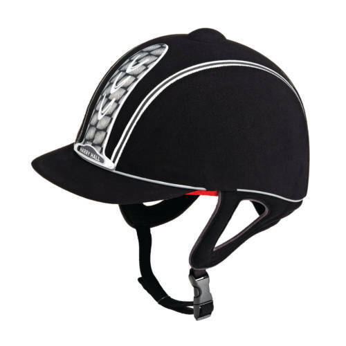 NEW PAS015 STANDARD  HARRY HALL LEGEND PLUS RIDING HAT  HELMET 7 1 8 58cm  customers first