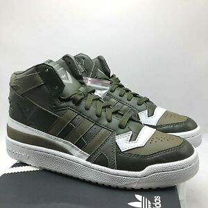 Details about *NEW* MENS ADIDAS ORIGINALS FORUM MID X WHITE MOUNTAINEERING (S80480), Sz 8 10