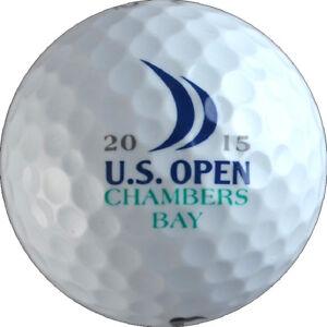 Amabilidad Jugar juegos de computadora condado  2015 US Open Golf Ball (Chambers Bay) Nike Hyperflight   eBay