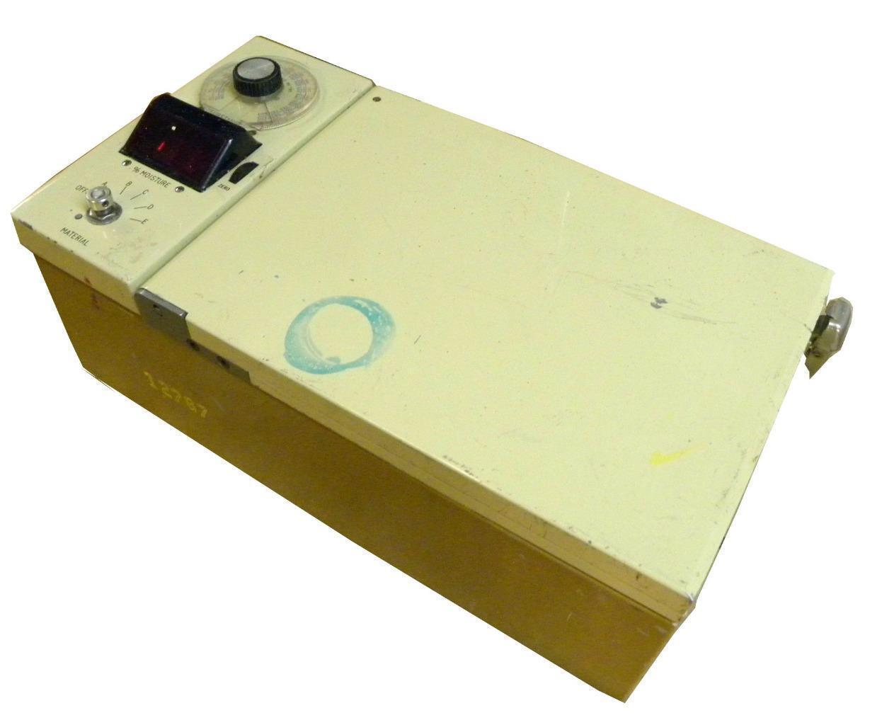 Rango Precisione 200 Igrometro 5 Serie - Venduto come È