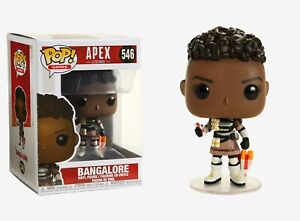 Apex Legends Bangalore Vinyl Figure #546 Games Funko Pop