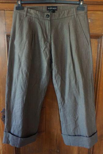 Ann Demeulemeester...Virgin Wool...Wide Leg Pants!