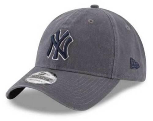 New Era MLB New York Yankees Graphite Core Classic 9Twenty Baseball Hat 11591580
