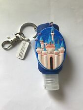 Disney Parks Keychain hand Sanitizer Sleeping Beauty Castle 1 oz New