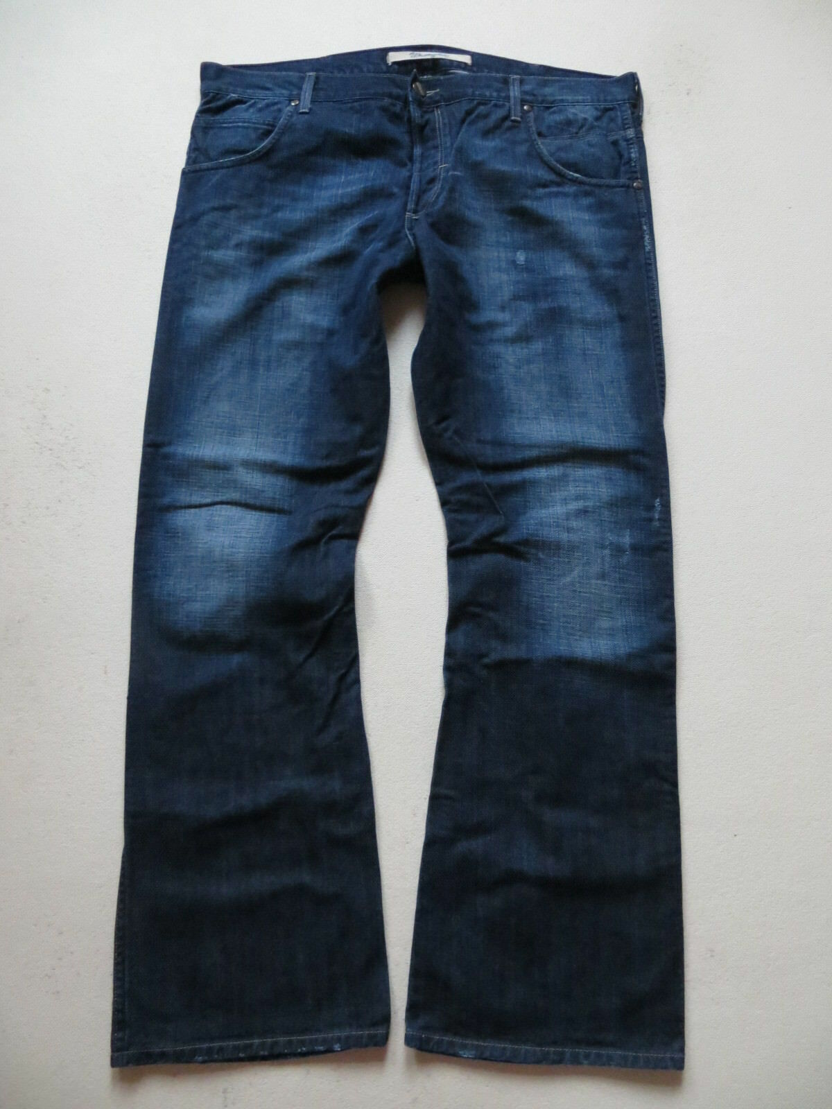 Wrangler SHARKEY Bootcut Jeans Hose W 40  L 34, TOP   dark Vintage X-Low Denim