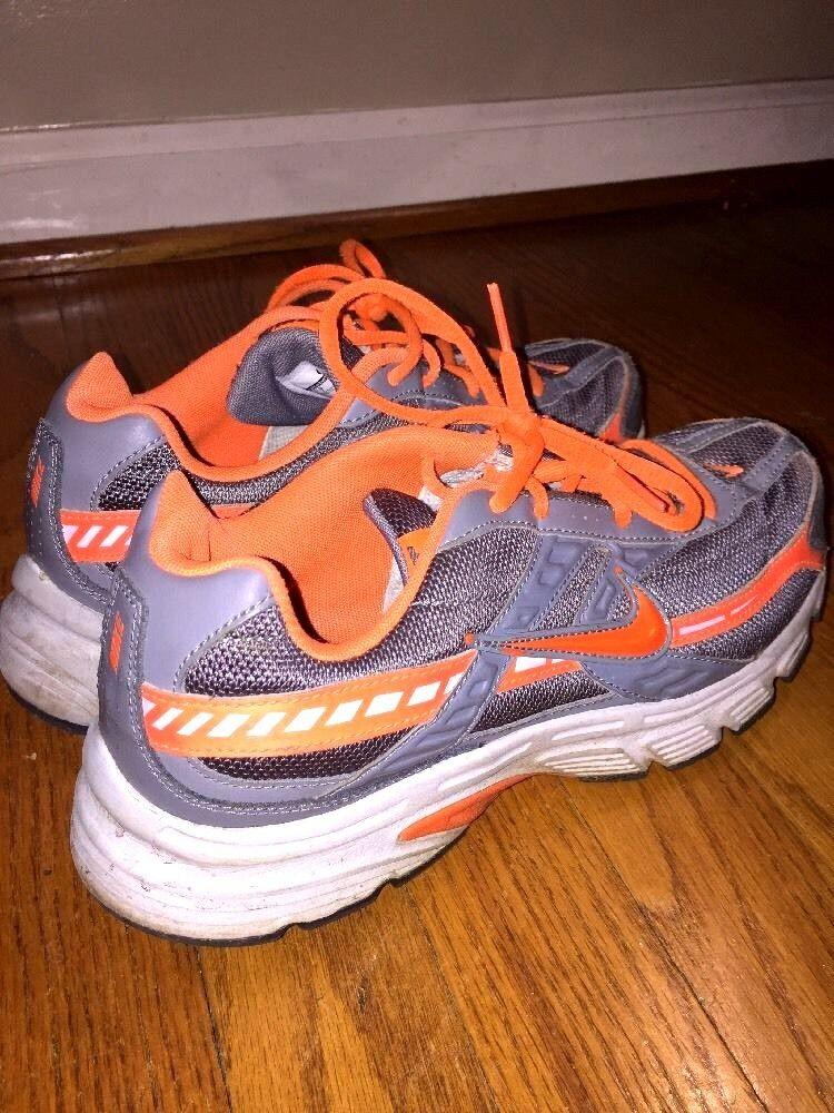 nike iniziatore facendo camminare atletico atletico camminare tennessee voll delle scarpe arancioni mens numero 7 58e88d