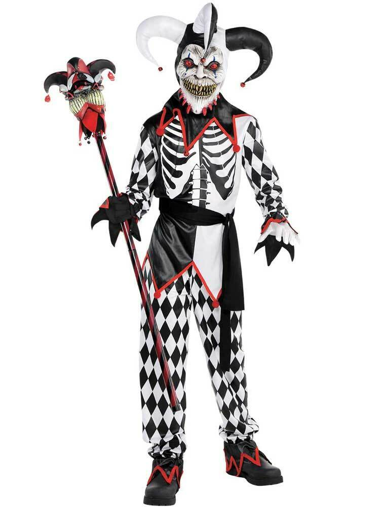 POSSESSED CHILD EXORCIST MOVIE COSTUME Halloween Party Fancy Dress Outfit 85495