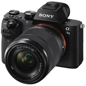Sony-A7-II-28-70mm-24-3mp-3-034-Mirrorless-Brand-New