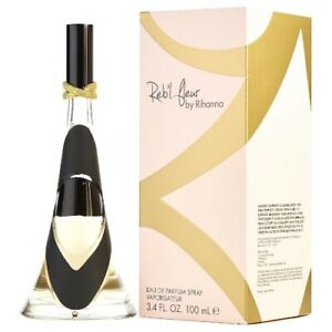 Reb'l Fleur by Rihanna 3.4 oz EDP Perfume for Women New In Box