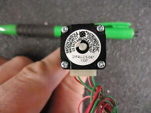 Haydon Switch 21F4U-2.5-047 Linear Stepper Motor Brand New!