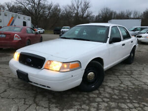 2011 FORD CROWN VICTORIA PROPANE ***CERTIFIED***