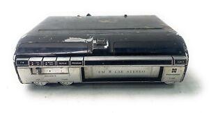 PANASONIC-FM-8-TRACK-CAR-STEREO-MODEL-CQ-909EU-PARTS-OR-REPAIR