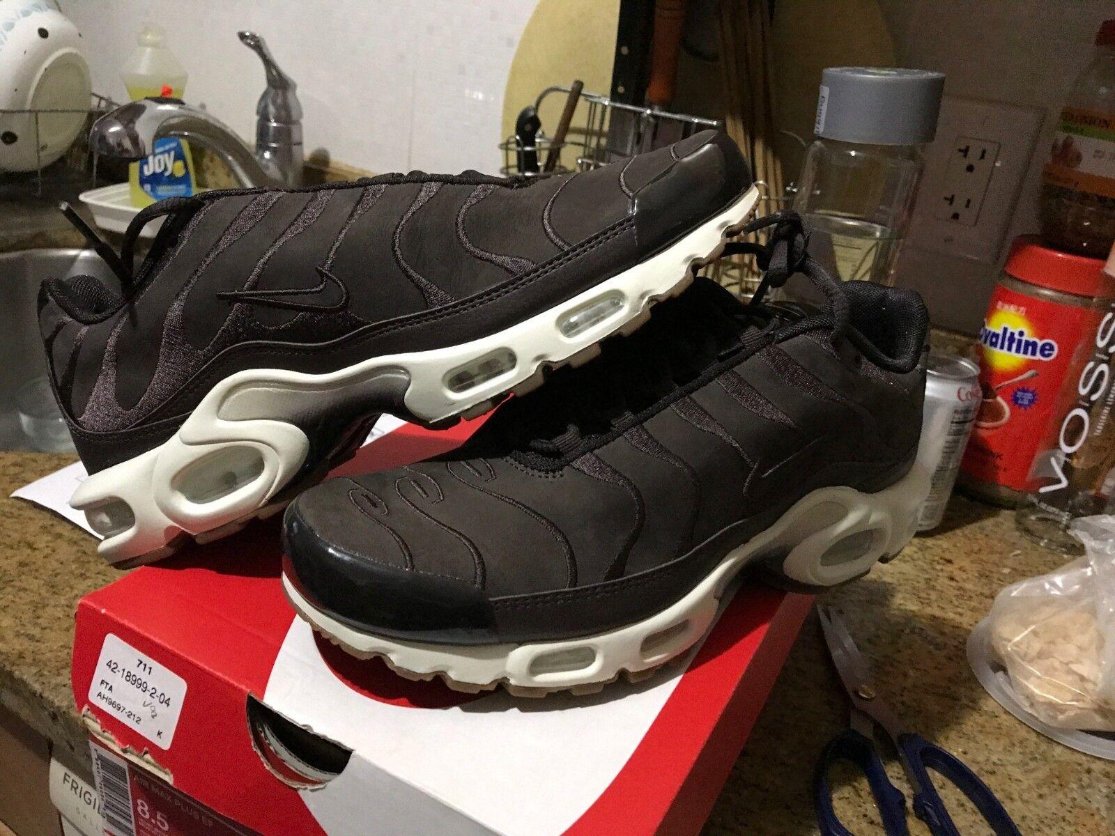 Nike air max e velvet brown ah9697 212 uomini