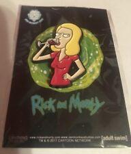 Rick /& Morty  Doofus Rick  Exclusive Lapel Pin Rickmobile Collectible 2018
