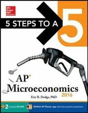 5 Steps to a 5 AP Microeconomics 2016 (5 Steps to a 5 on the Advanced-ExLibrary