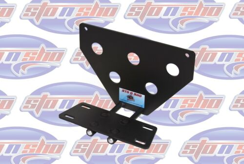 Quick Release Front License Plate Bracket For Ford Focus ST 2013 2014 NEW