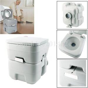 campingtoilette 20l deluxe reise wc chemie toilette wohnmobil caravan festival ebay. Black Bedroom Furniture Sets. Home Design Ideas