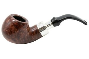 Peterson Spigot Green 87 Smooth Tobacco Pipe Fishtail