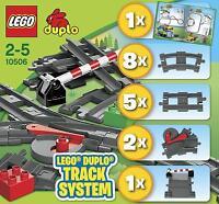 Lego® Duplo® 10506 - Eisenbahn Zubehör Set, Neu/ovp