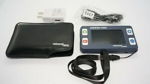 """Pebble-mini 3.0 low-vision electronic handheld video magnifier w/3"""" LCD screen"""