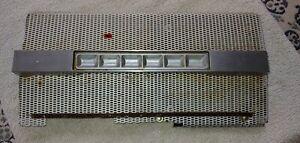Vintage-WOLLENSAK-T-1600-RETRACTABLE-HANDLE-DJ-part-C2-14806-amp-Metal-GRILL
