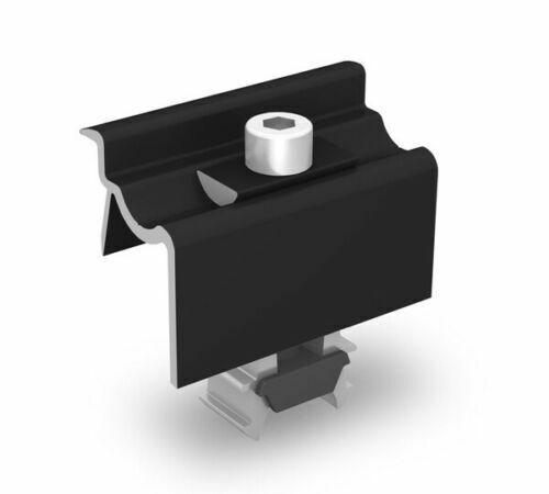 K2 EC Universal Clamp OneEnd BLACK 32-42mm Universal Endklemme