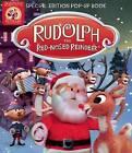 Rudolph the Red-Nosed Reindeer Pop-Up Book by Lisa Marsoli (Hardback, 2014)