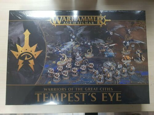 Warriors of the great cities Tempest/'s Eye Box Set