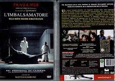 L'IMBALSAMATORE (M. Garrone)  - DVD NUOVO E SIGILLATO, EDITIONE RIMASTERIZZATA