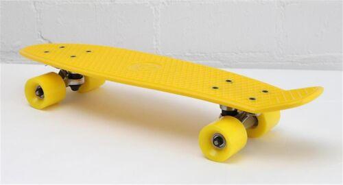 "Skateboard Rebel minicruiser 22/"" Retro Pro Glider Board in 2 Farben zur Wahl"