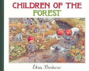 Children-of-the-Forest-Mini-Edition-by-Elsa-Beskow-NEW-Book-FREE-amp-Fast-Deliv