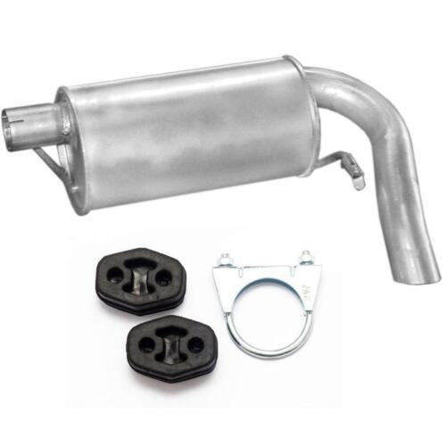 Endtopf Schalldämpfer VW Sharan 2.0i//2.8i 115-174 PS VR6// Syncro// 4X4