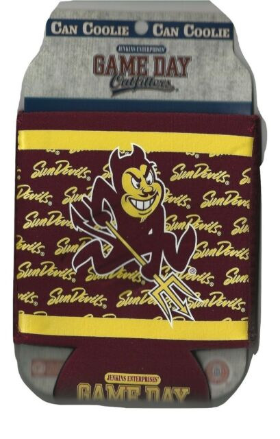 NCAA Arizona State Sun Devils Bottle Drink Coozie