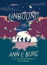 UNBOUND Novel in Verse Ann E Burg NEW book slavery poetry poems NEW teen YA