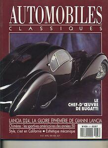 AUTOMOBILES-CLASSIQUES-n-37-LANCIA-D24-MAZDA-MX3