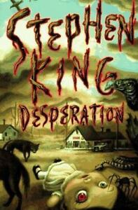 DESPERATION-by-Stephen-King-a-Hardcover-book-FREE-USA-SHIPPING-horror-thriller