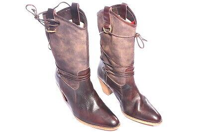Görtz Damen Stiefelette Stiefel Boots Gr. 40 Nr. 9 G 895 | eBay