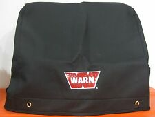 WARN 8557 Soft Nylon Backed Vinyl Winch Cover M8274-50 Tarp Rain Mud Water Guard