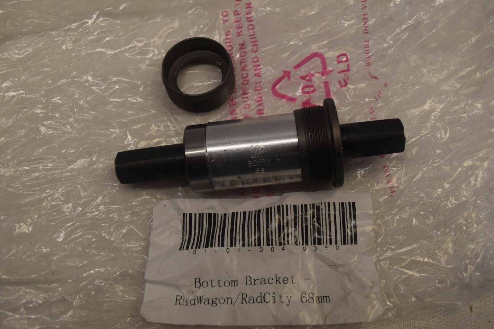 Soporte inferior radwagon radcity 68mm