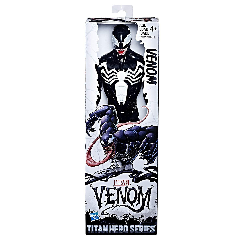 Venom 2018 Titan Hero Avengers Spiderman Series Figur 12