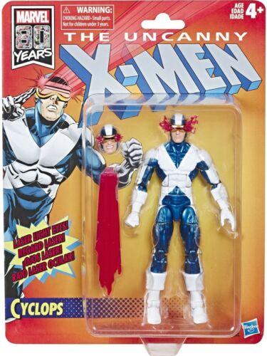 Marvel Legends Cyclops X-Men Retro Wave 1 Action Figure 6-Inch IN STOCK!!!