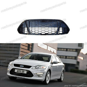 Front Bumper Lower Radiator Grille Vent For Ford Edge 2015-2017