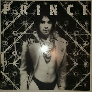 PRINCE-Dirty-Mind-LP-EX-VGC-2